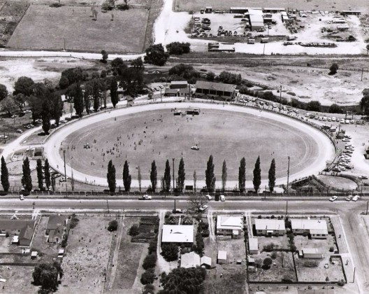 Tenterfield showground 1984