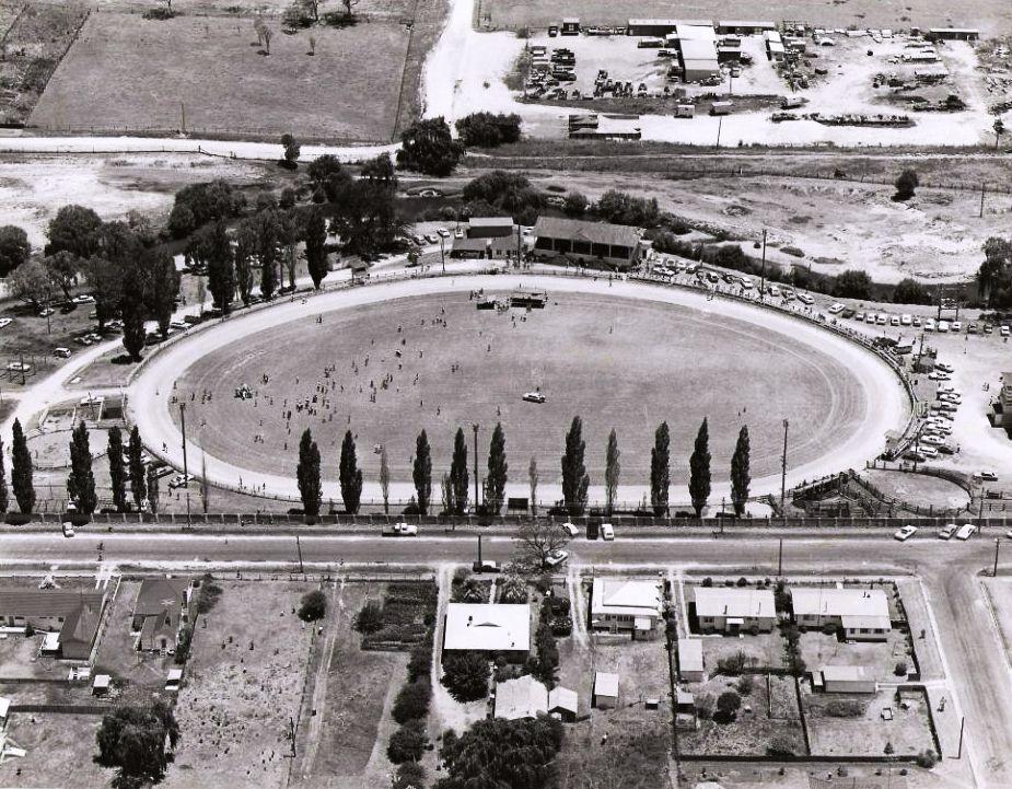 Tenterfield showground 1984